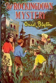 The Rockingdown Mystery (Barney Mysteries, #1)  by  Enid Blyton