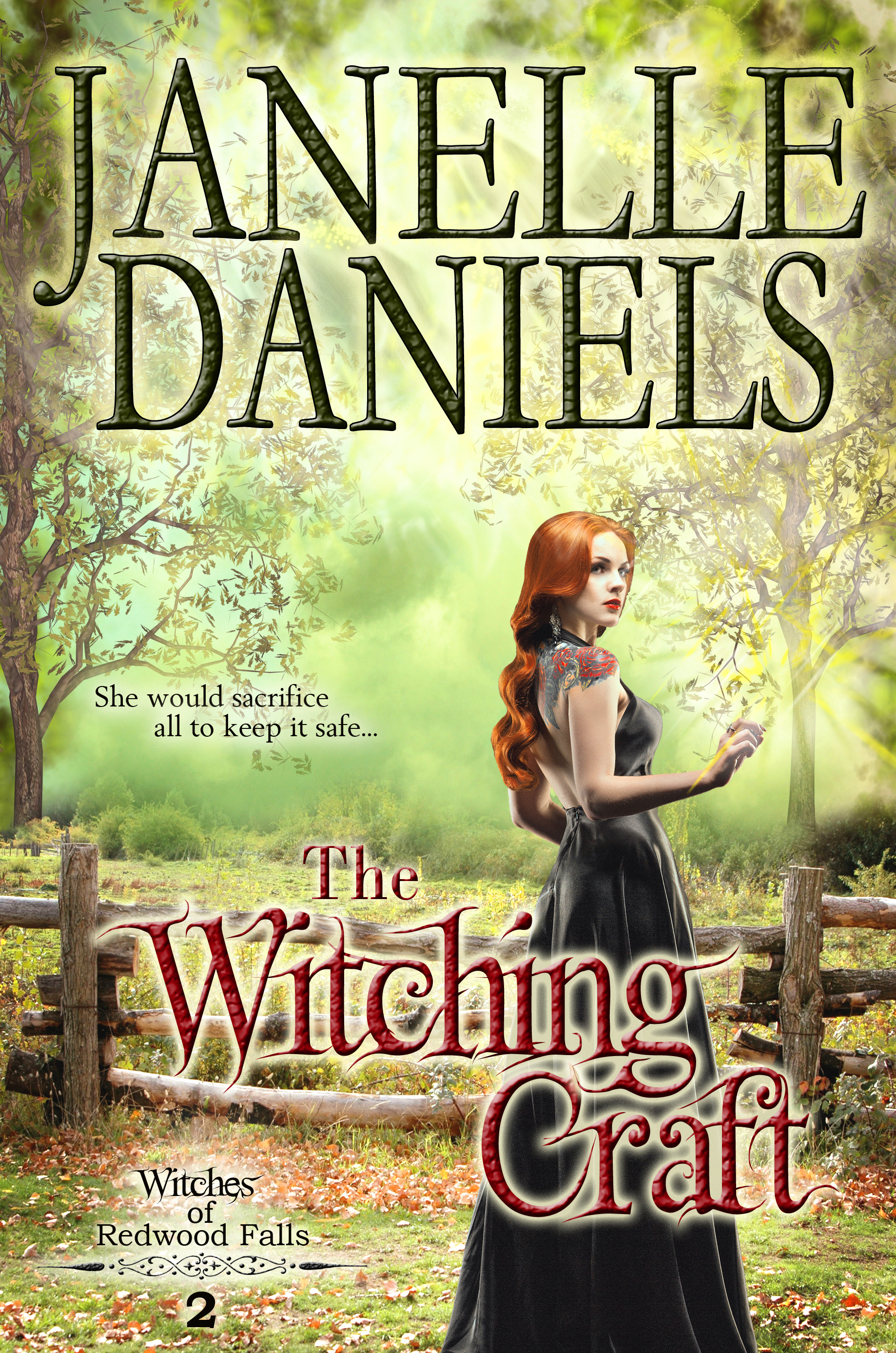 The Witching Craft (The Witches of Redwood Falls - Book 2) Janelle Daniels