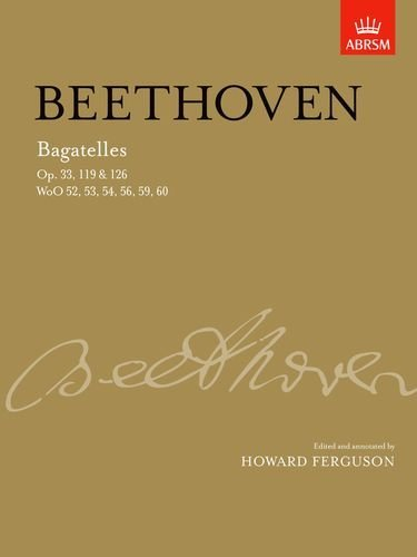 Bagatelles complete (Signature Series (ABRSM)) Howard Ferguson