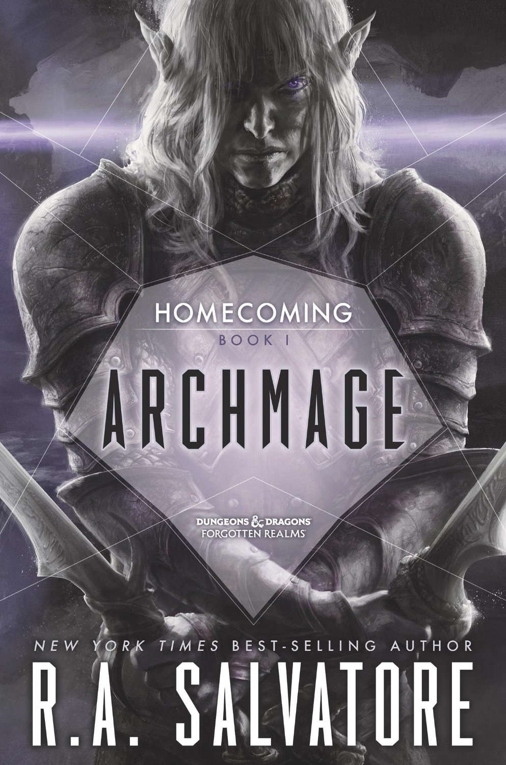Archmage (Homecoming ,#1, The Legend of Drizzt, #28) R.A. Salvatore