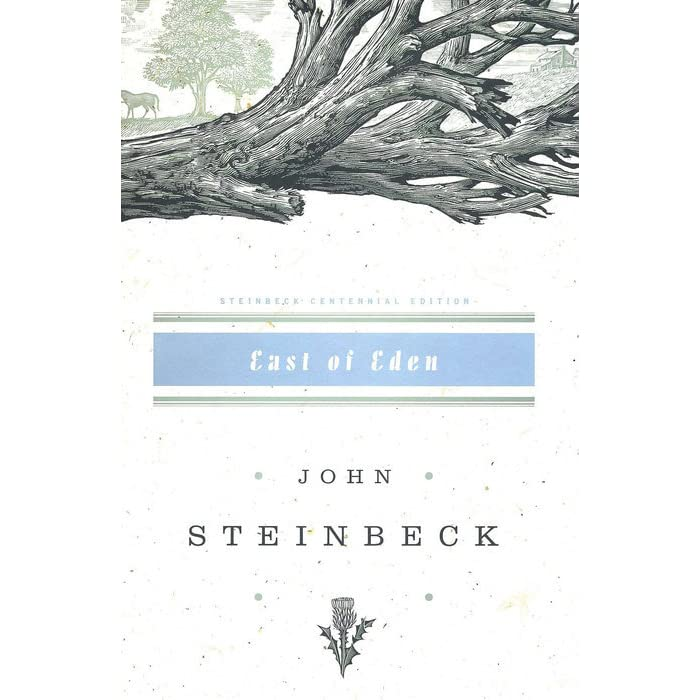 book analysis east of eden by Home → sparknotes → literature study guides → east of eden east of eden john steinbeck table of contents plot overview summary & analysis books we all.
