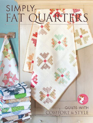Simply Fat Quarters: Quilts with Comfort and Style  by  Kimberly Jolly