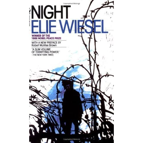 elie wiesel s night review Free summary and analysis of chapter 4 in elie wiesel's night that won't make you snore we promise.