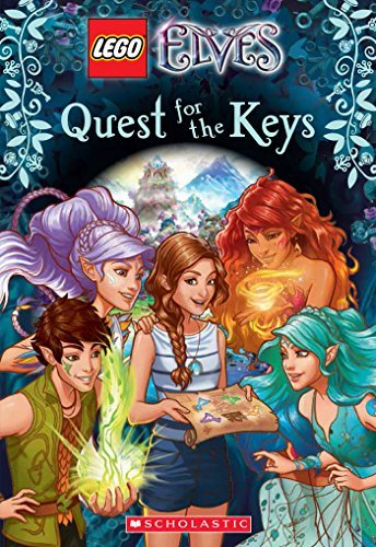 Quest for the Keys (LEGO Elves: Chapter Book #1)  by  Scholastic Inc.