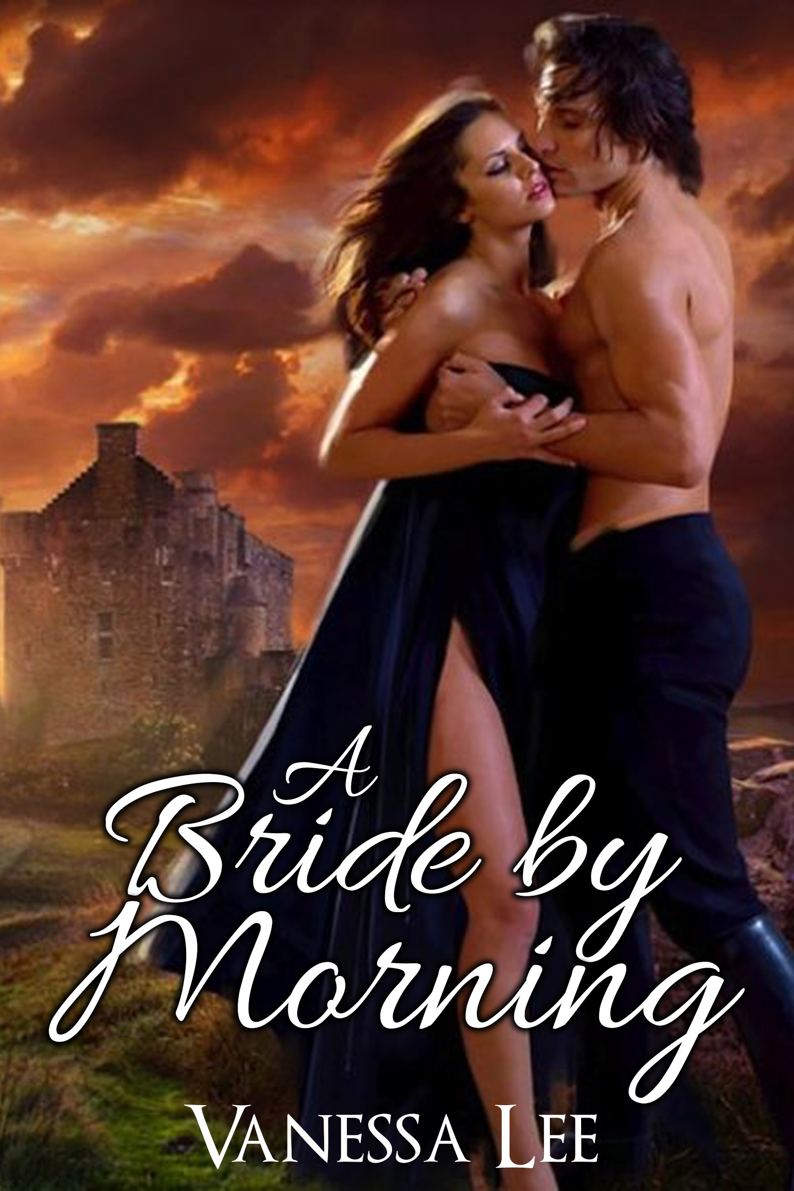 A Bride Morning by Vanessa Lee
