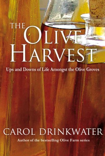 The Olive Harvest (The Olive Series Book 3)  by  Carol Drinkwater