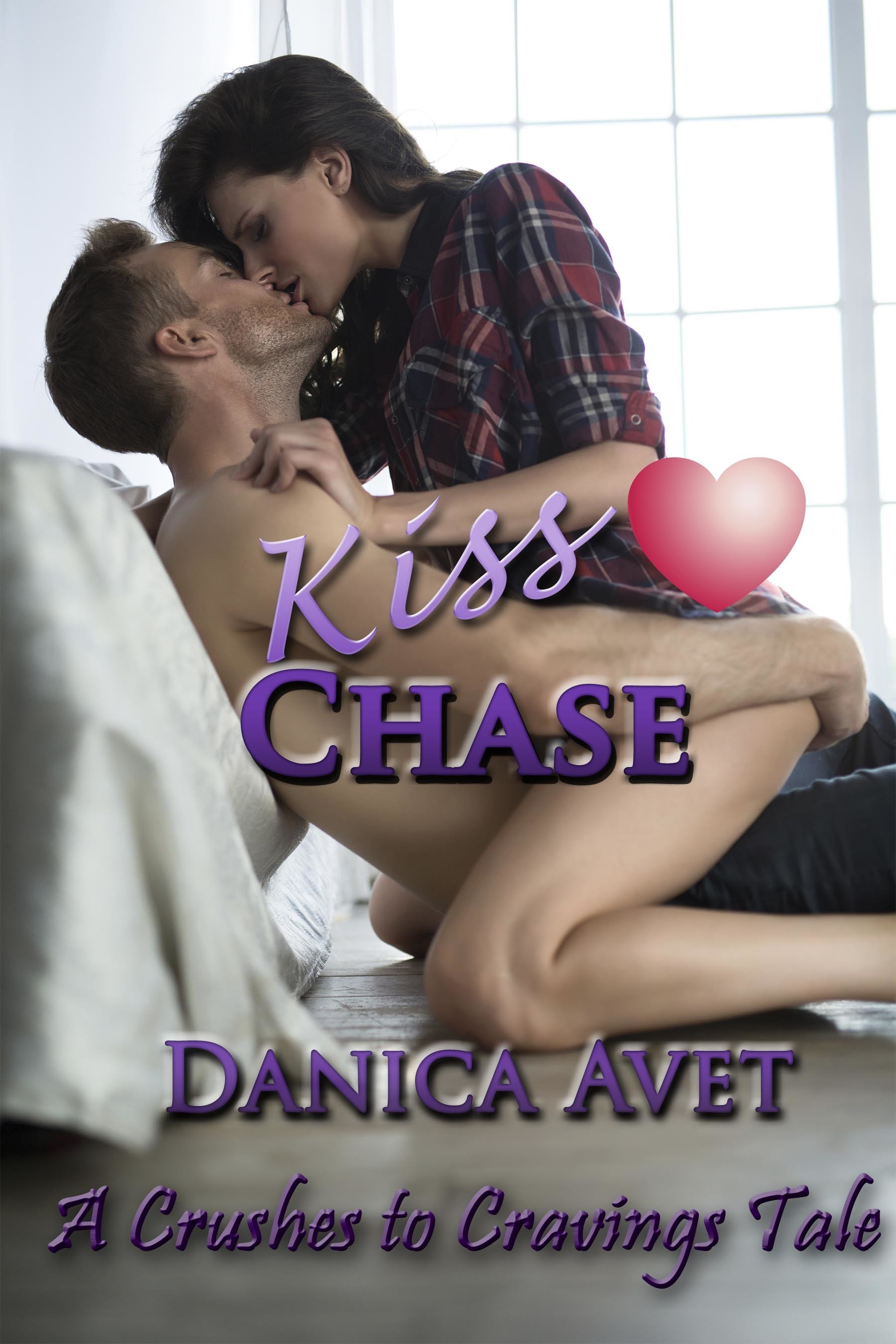 Kiss Chase  by  Danica Avet