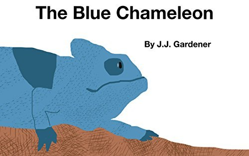 The Blue Chameleon  by  J.J. Gardener