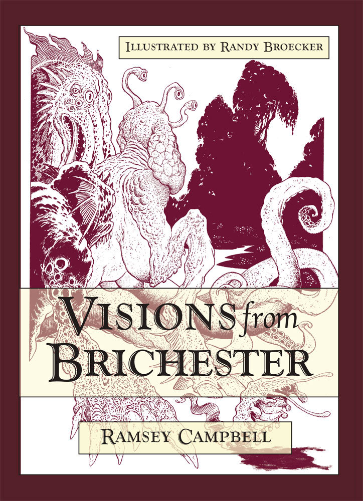 Visions from Brichester  by  Ramsey Campbell