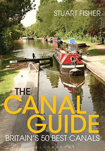 The Canal Guide: Britains 50 Best Canals  by  Stuart Fisher