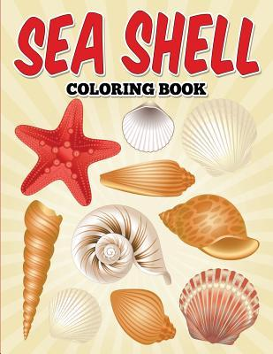 Sea Shell Coloring Book  by  Uncle G
