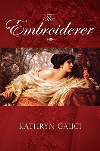 The Embroiderer  by  Kathryn Gauci