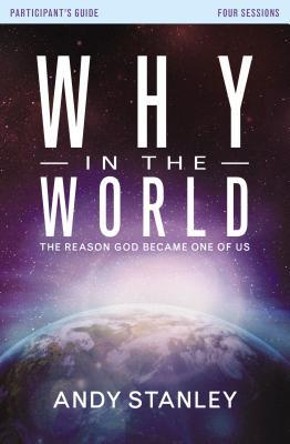 Why in the World Participants Guide with DVD: The Reason God Became One of Us  by  Andy Stanley