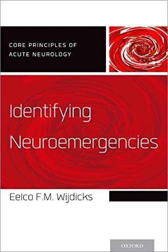 Identifying Neuroemergencies  by  Eelco F.M. Wijdicks