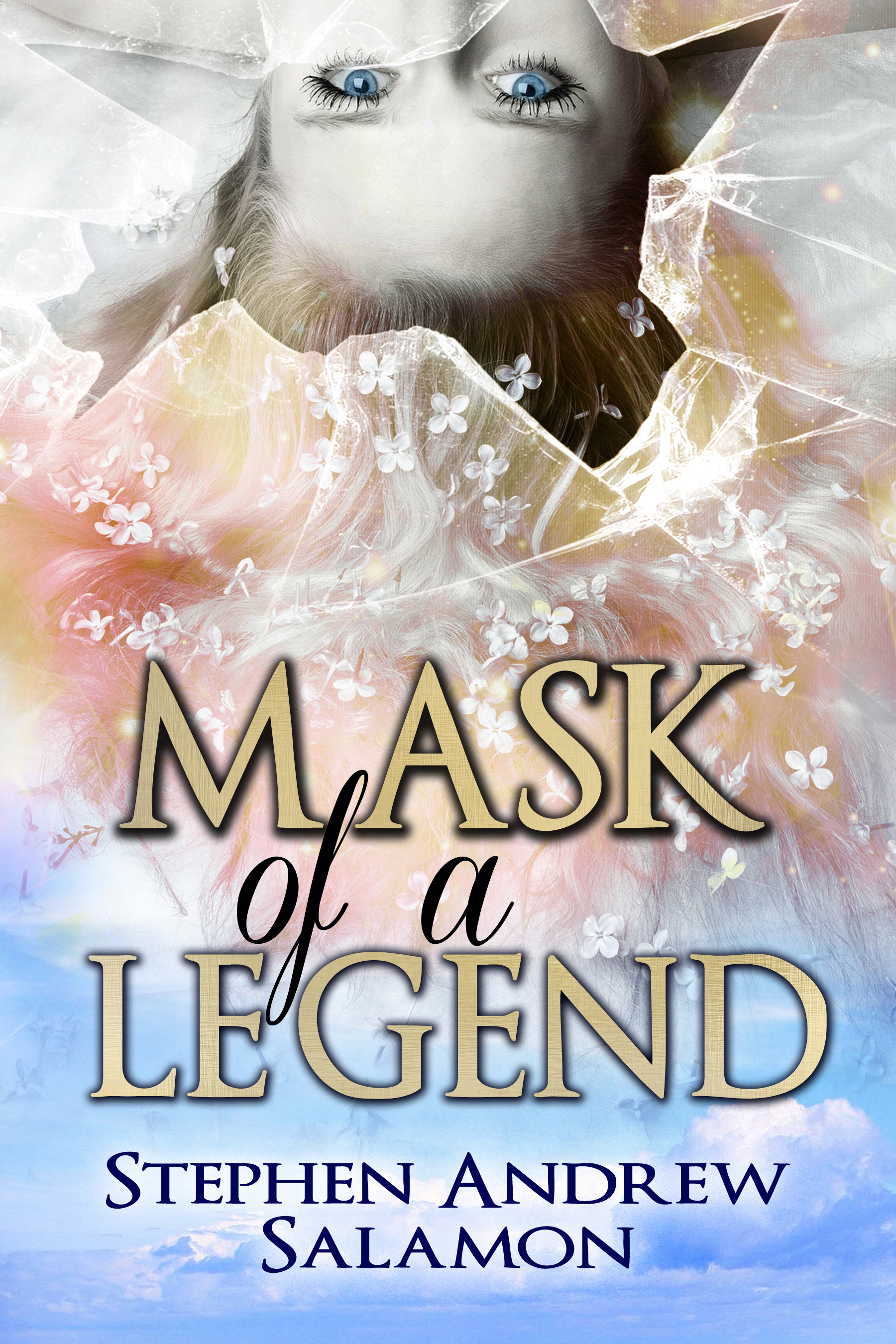 Mask of a Legend  by  Stephen Andrew Salamon