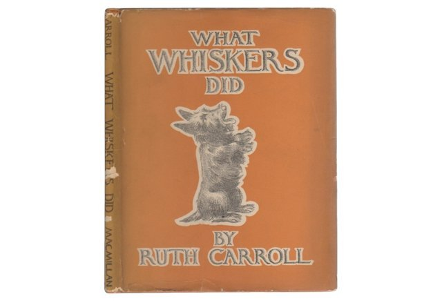 What Whiskers Did Ruth Carroll