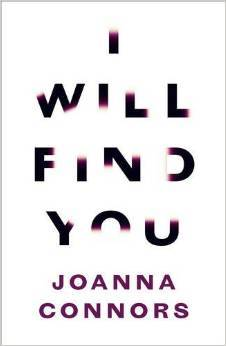 I Will Find You  by  Joanna Connors