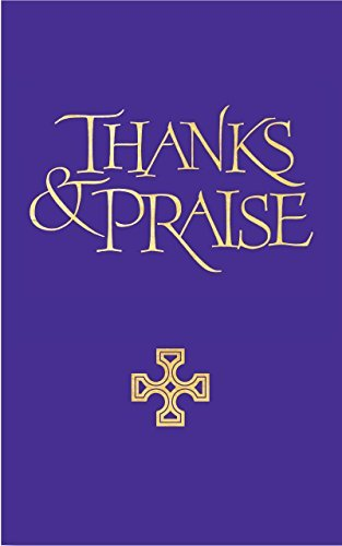 Thanks and Praise Words Edition  by  Church of Ireland