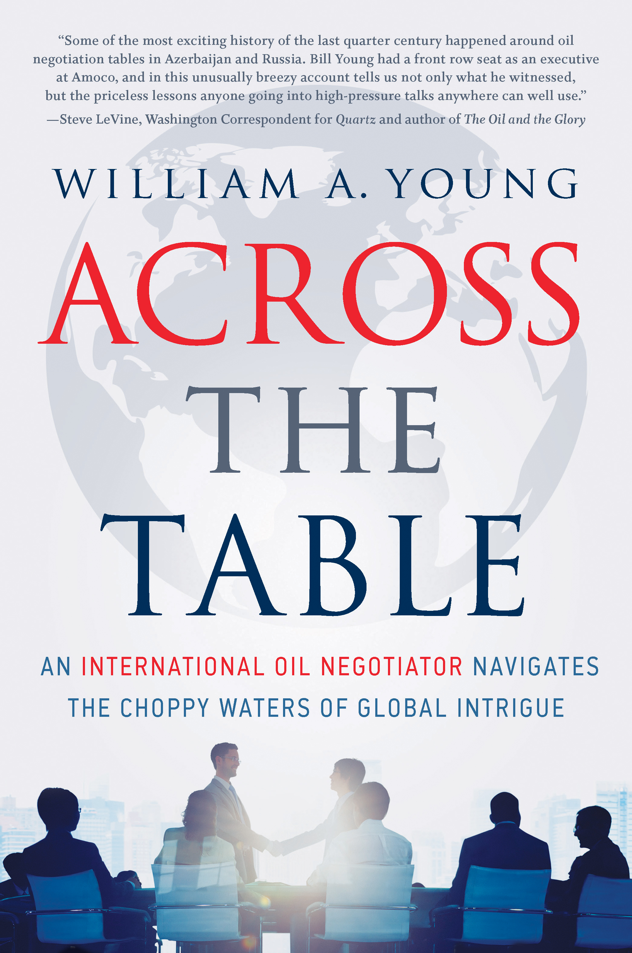 Across the Table  by  William A Young