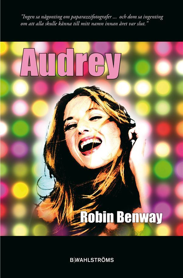 Audrey  by  Robin Benway
