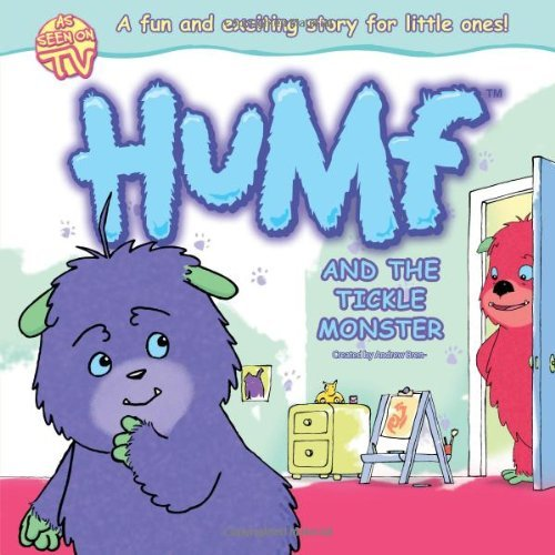 Humf and the Tickle Monster (Igloo Books Ltd Story Board Book)  by  Andrew Brenner