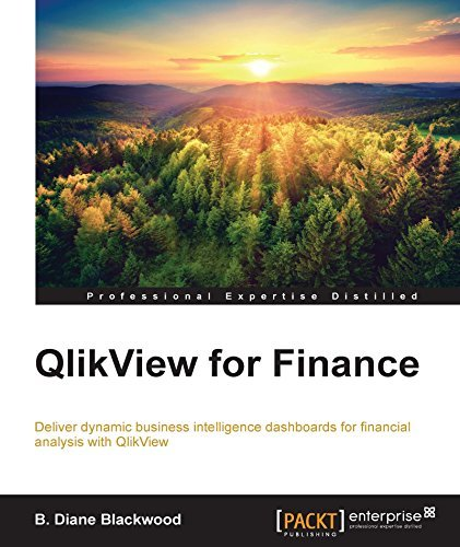 QlikView for Finance  by  B. Diane Blackwood