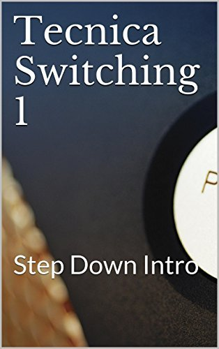 Tecnica Switching 1: Step Down Intro  by  Letterino Scala