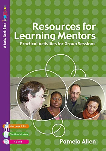 Resources for Learning Mentors: Practical Activities for Group Sessions (Lucky Duck Books) Pam Allen