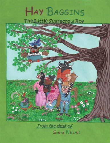 HAY BAGGINS : The little scarecrow boy  by  Santa Niclaus