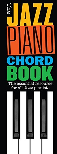 The Jazz Piano Chord Book  by  Wise Publications