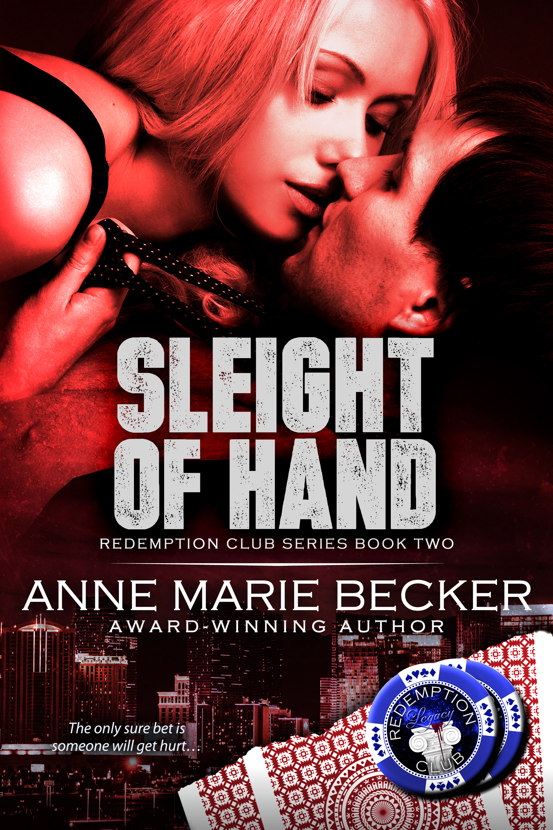Sleight of Hand (Redemption Club, #2) Anne Marie Becker