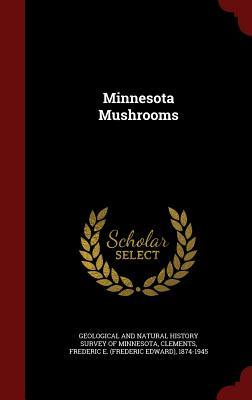 Minnesota Mushrooms  by  Frederic E. Clements