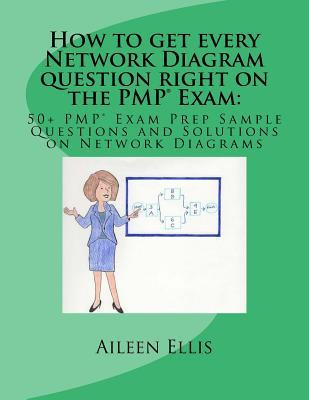 How to Get Every Network Diagram Question Right on the Pmp(r) Exam: : 50+ Pmp(r) Exam Prep Sample Questions and Solutions on Network Diagrams Aileen Ellis