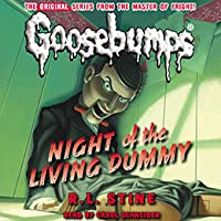 Classic Goosebumps - Night of the Living Dummy