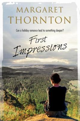 First Impressions: A Contemporary English Romance  by  Margaret Thornton