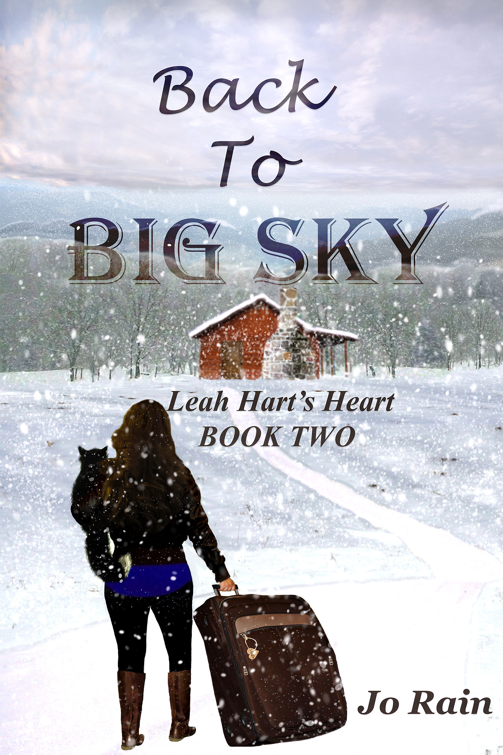 Back To Big Sky  by  Jo Rain