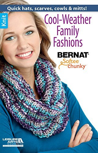 Cool-Weather Family Fashions  by  Spinrite