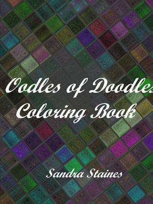 Oodles of Doodles Coloring Book  by  Sandra Staines