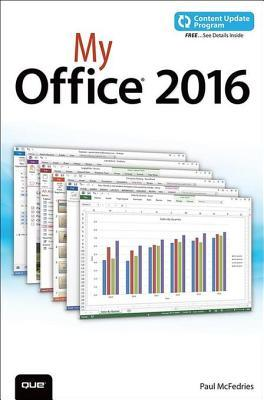 My Office 2016  by  Paul McFedries