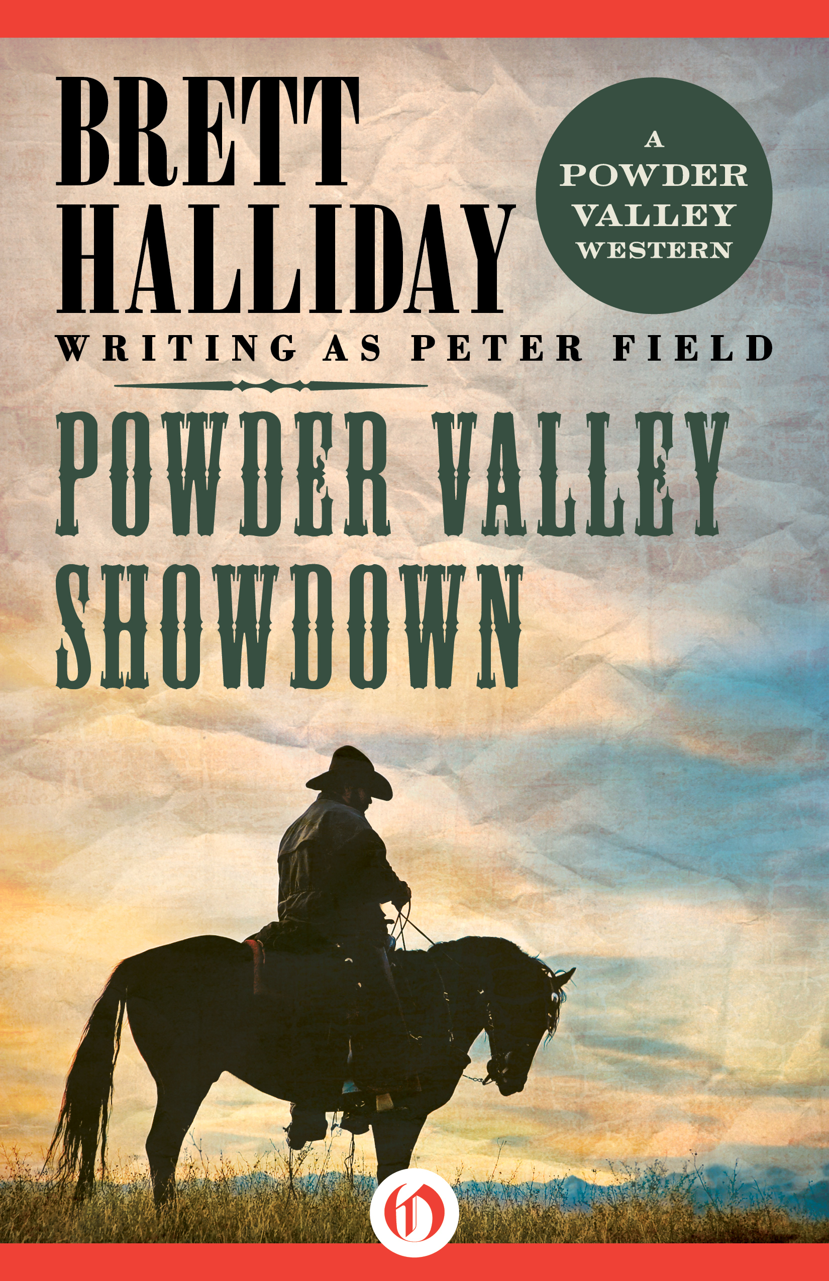 Powder Valley Showdown Brett Halliday