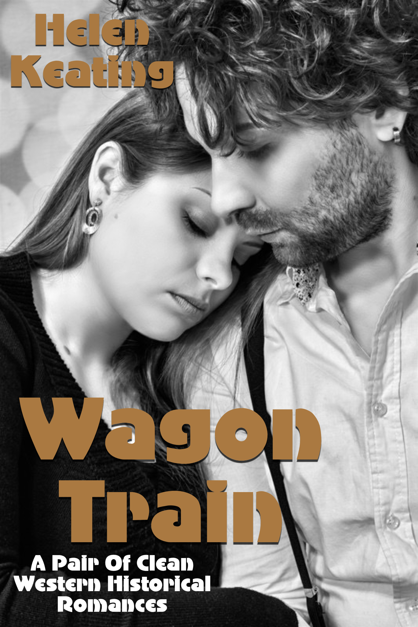 Wagon Train  by  Helen Keating