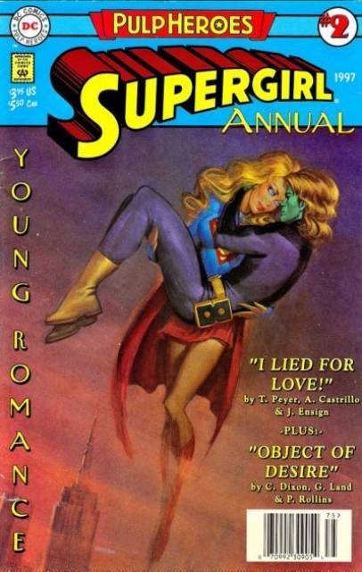 Supergirl Annual / Pulp Heroes: Young Romance (#2)  by  Tom Peyer