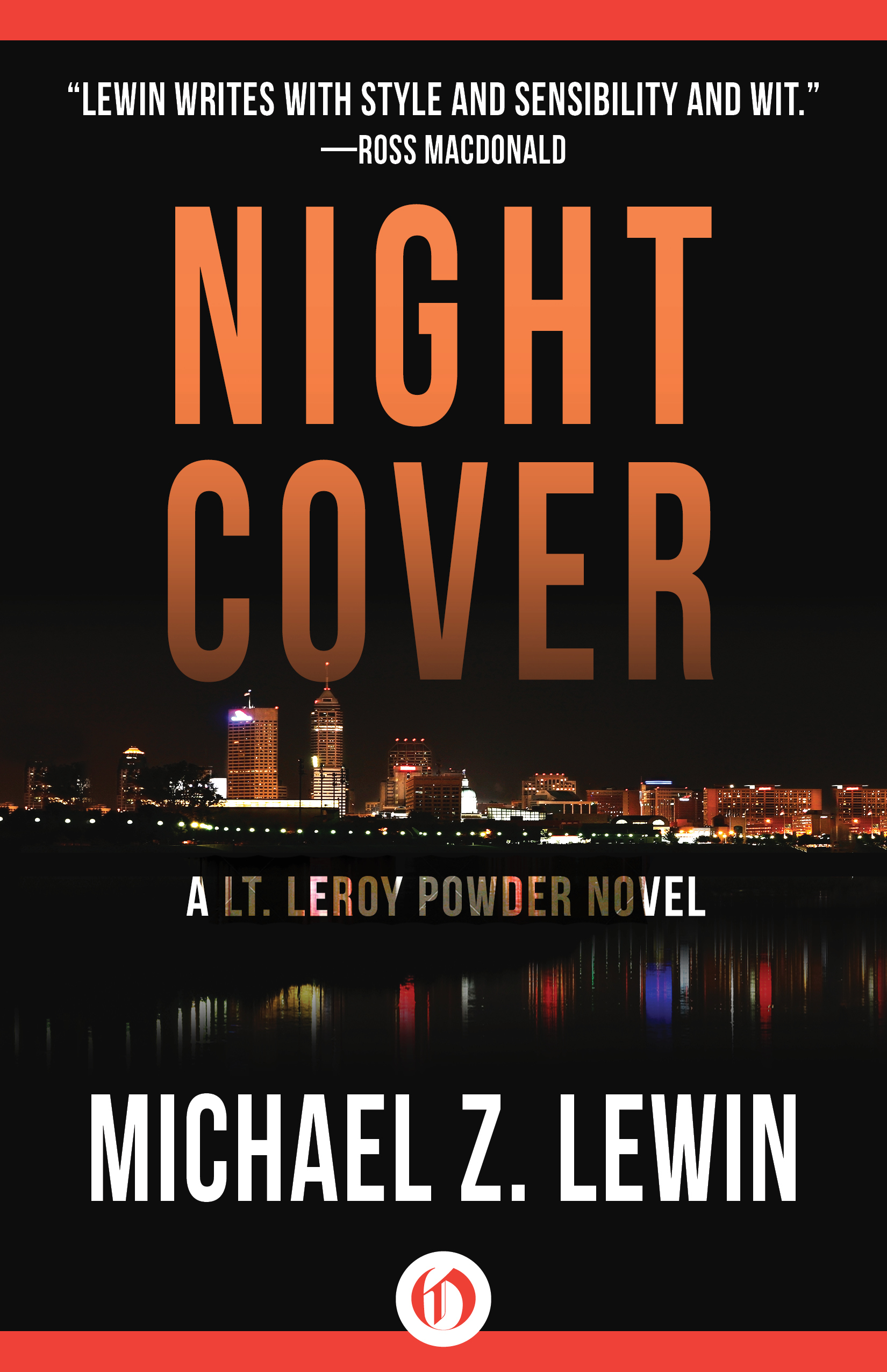 Night Cover Michael Z. Lewin