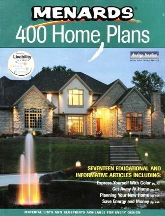 400 Home Plans  by  Menards