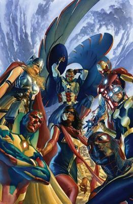 All New, All Different Avengers Vol. 1 Mark Waid