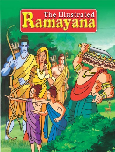 The Illustrated Ramayana Wilco Books