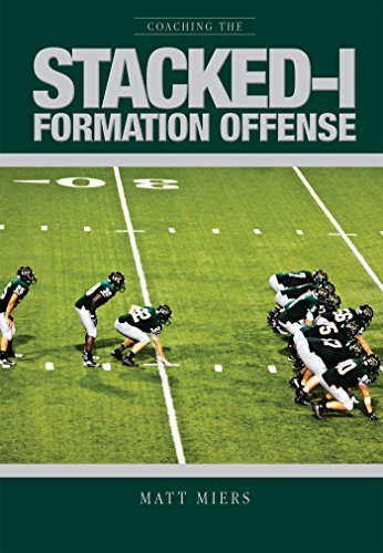 Coaching the Stacked-I Formation Offense  by  Matt Miers