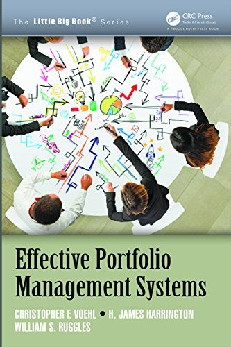 Effective Portfolio Management Systems (The Little Big Book Series) Christopher F. Voehl