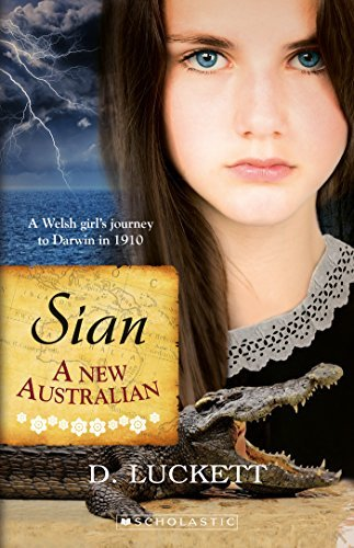 Sian: A New Australian  by  D. Luckett