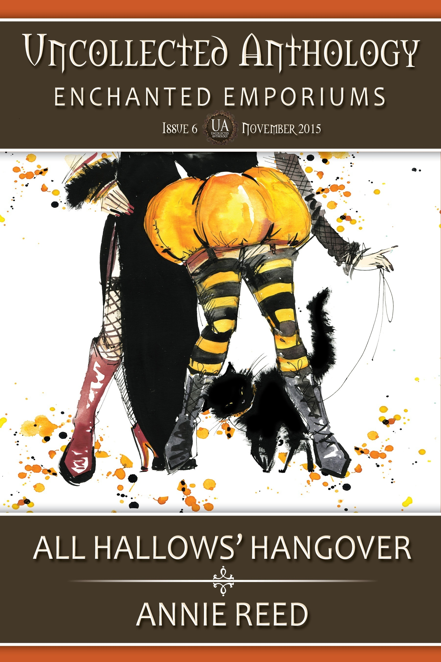 All Hallows Hangover  by  Annie Reed